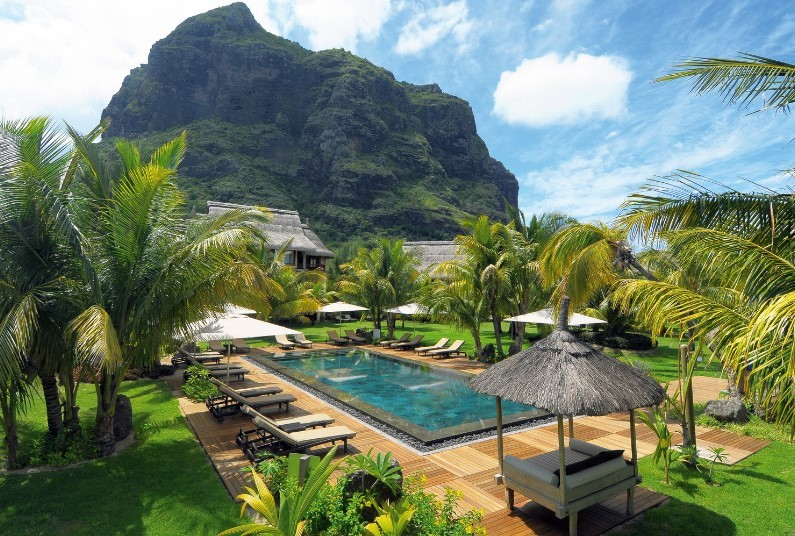 Understated luxury in Mauritius