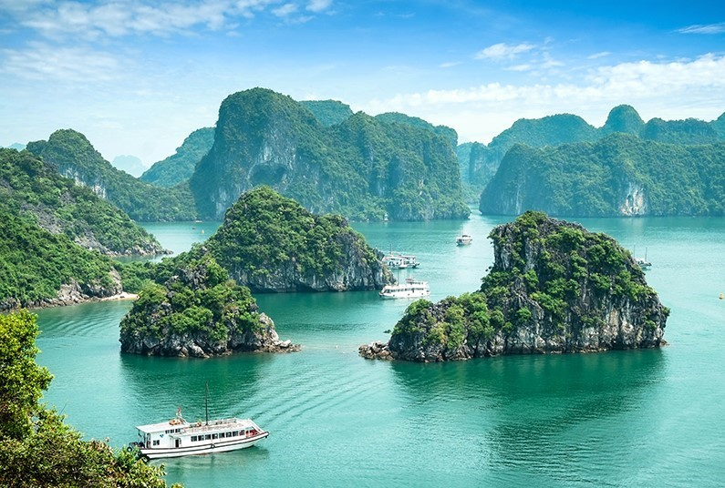 15 day escorted tour of Vietnam