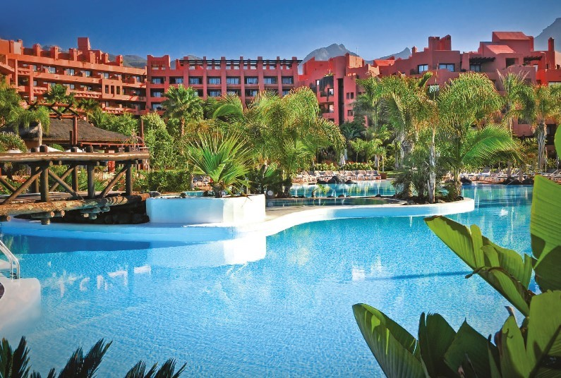7 nights Bed and Breakfast Tenerife