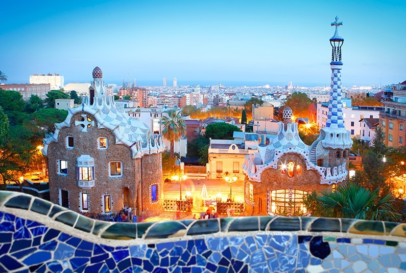 4-nights short break in Barcelona