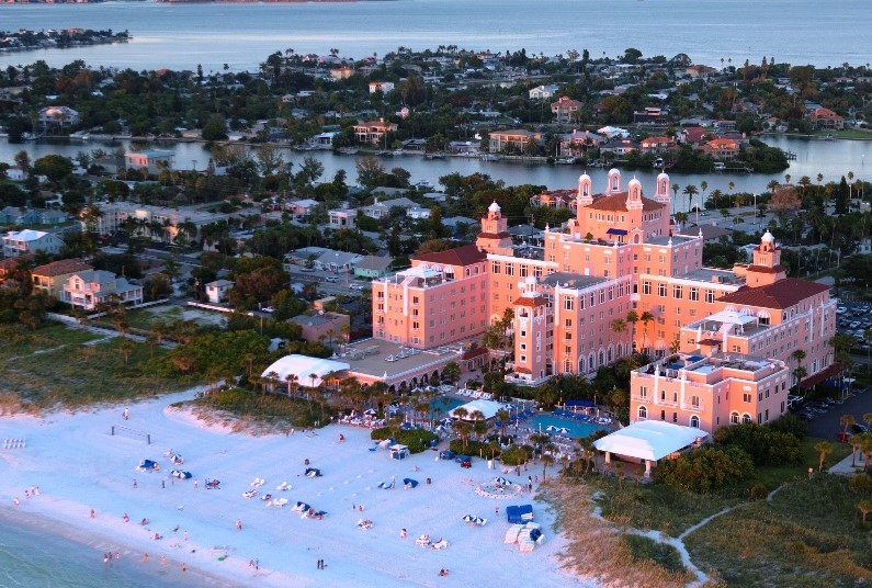 5 nights St Pete Beach Florida 5*