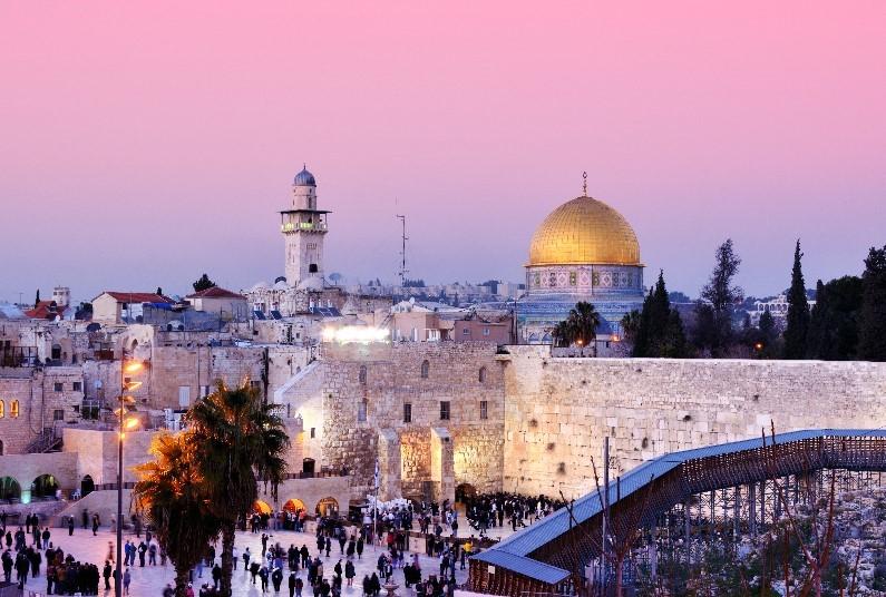 Israel Heritage of the Holyland & Jordan Tour