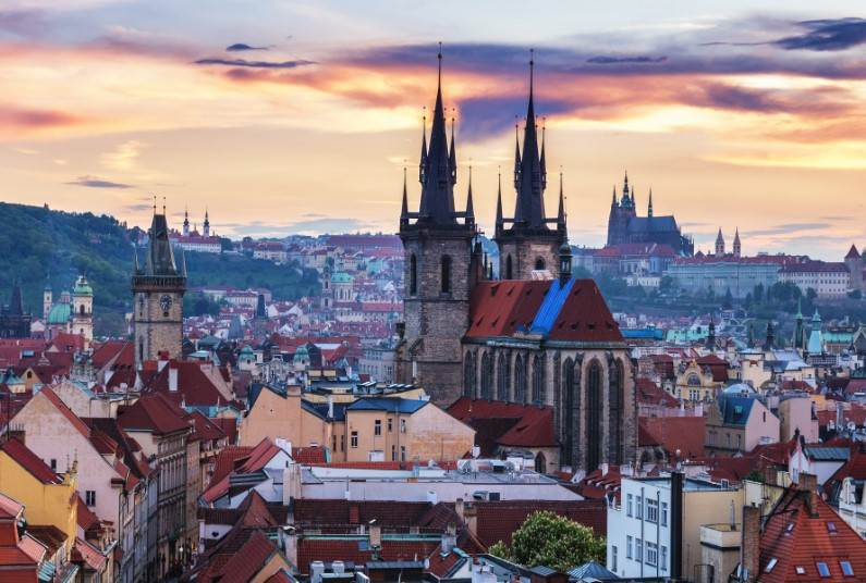 3 nights city break in Prague