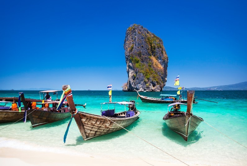 Relax In Thailand, Save Up To £632 Per Couple