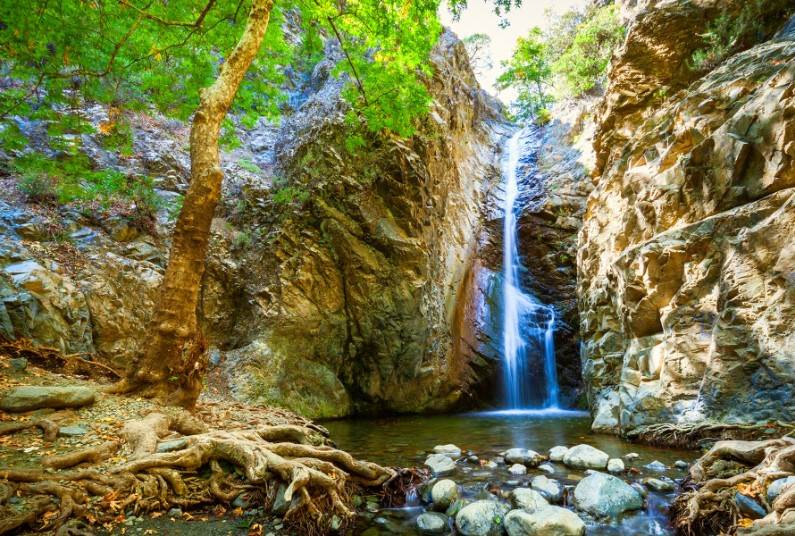 Discover the natural landscape of Cyprus