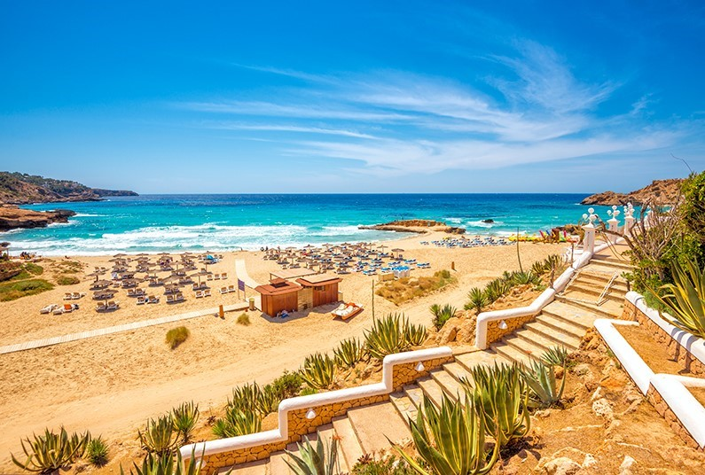 It's never too late to go to Ibiza