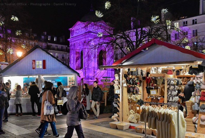 Paris Christmas Markets