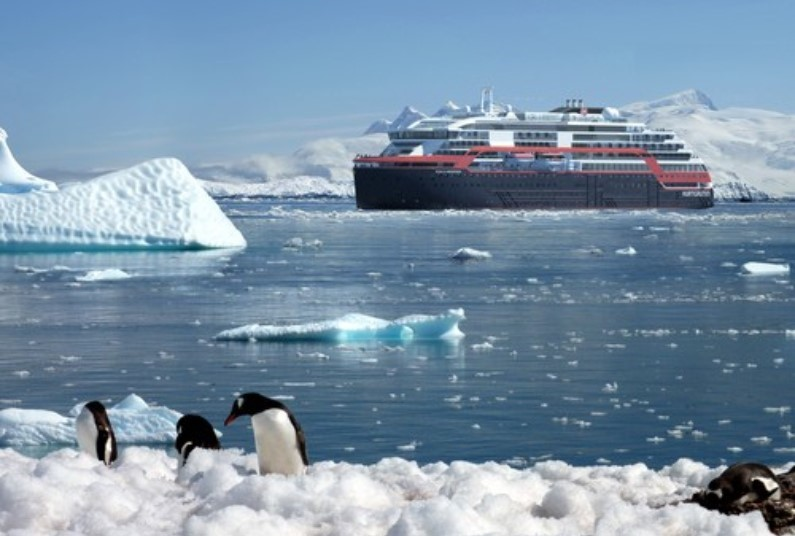 Patagonia, Chilean Fjords, Antarctica - Voyage of Disovery