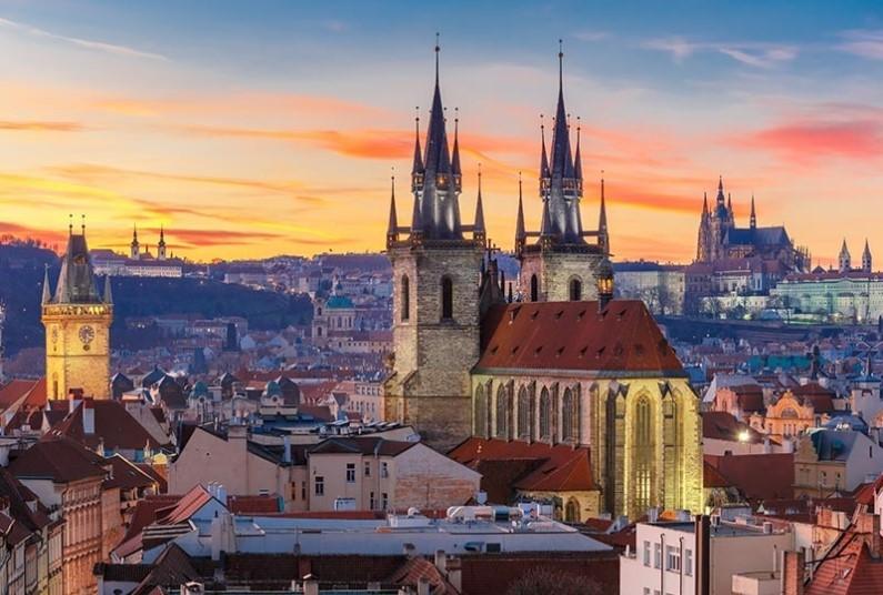 Pretty In Prague