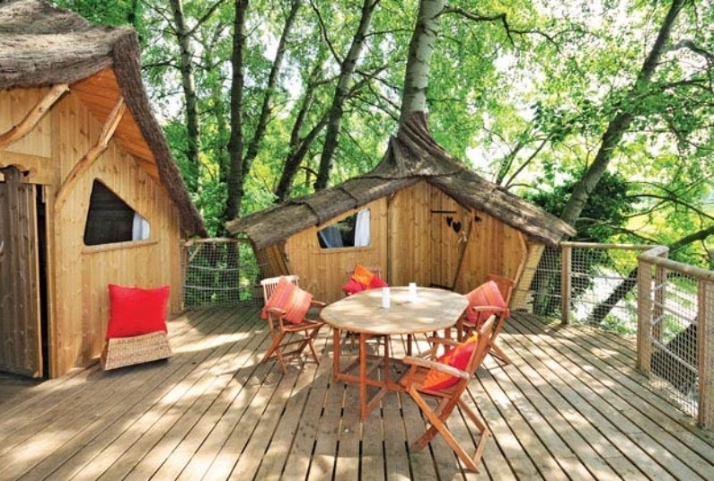Safari Tent & Tree House
