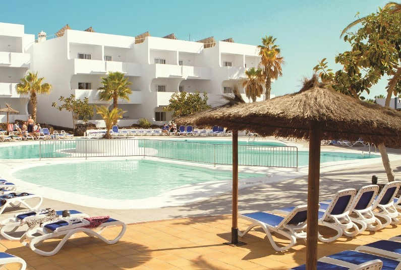 All-inclusive holiday to Lanzarote