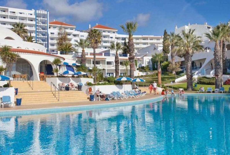 7 night sunshine holiday on the Algarve