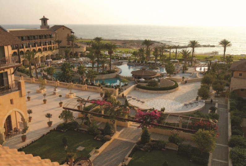5* Hotel, Paphos, FREE Upgrade To Half Board