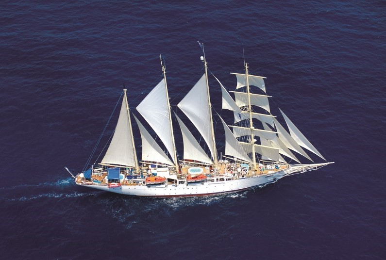 An authentic, natural sailing experience