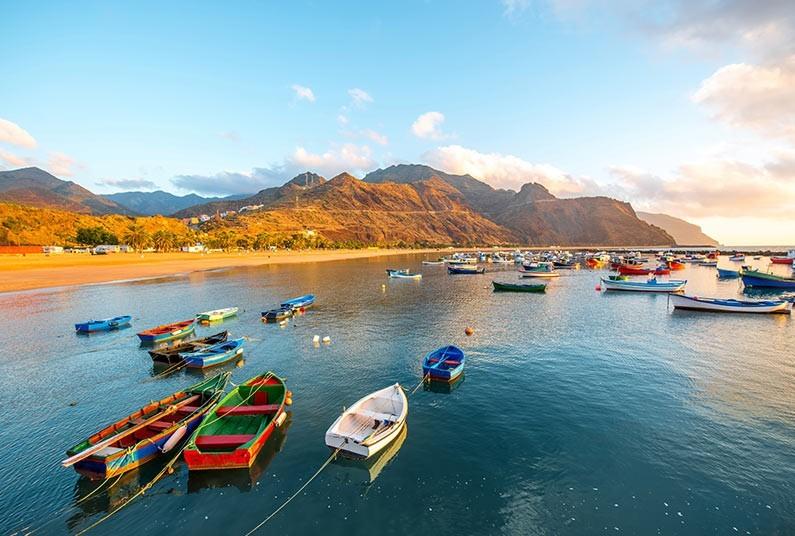 An Indulgent Retreat in Tenerife
