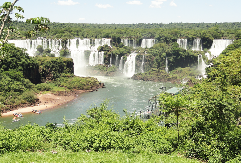 Escorted Tour - Essence of Argentina and Brazil