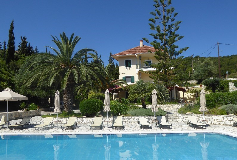 7 nights in Kefalonia from £750 per person
