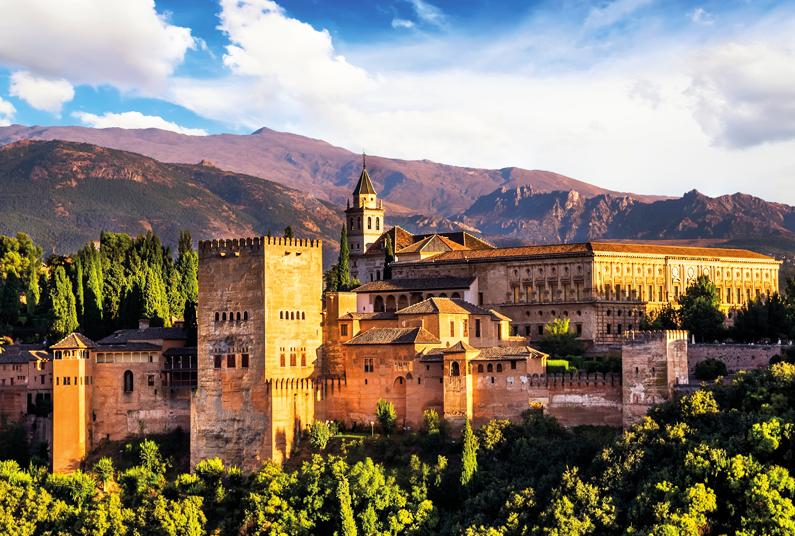 8 days Escorted Tour in Malaga