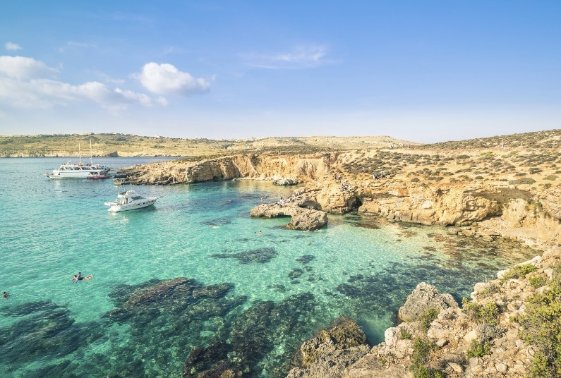 7 nights St Julian's Bay Malta B & B