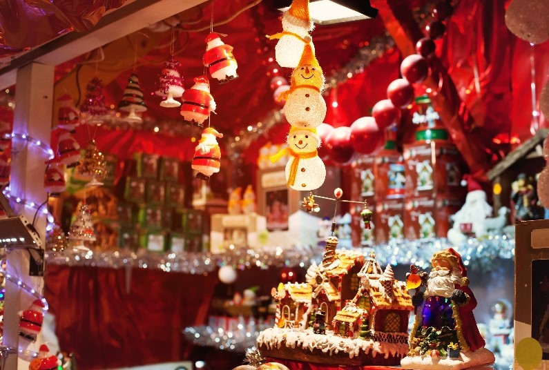 All Inclusive Cruise To The Festive Markets of Europe