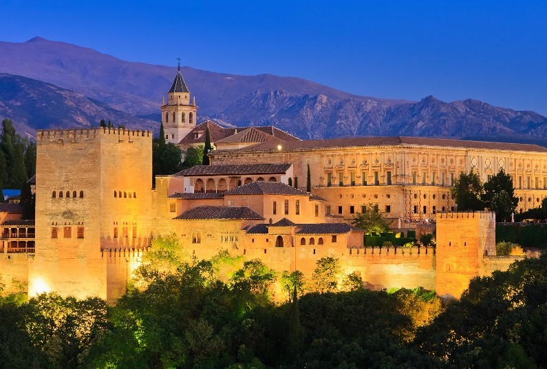 Classic Escorted Tour of Spain's Most Enchanting Region