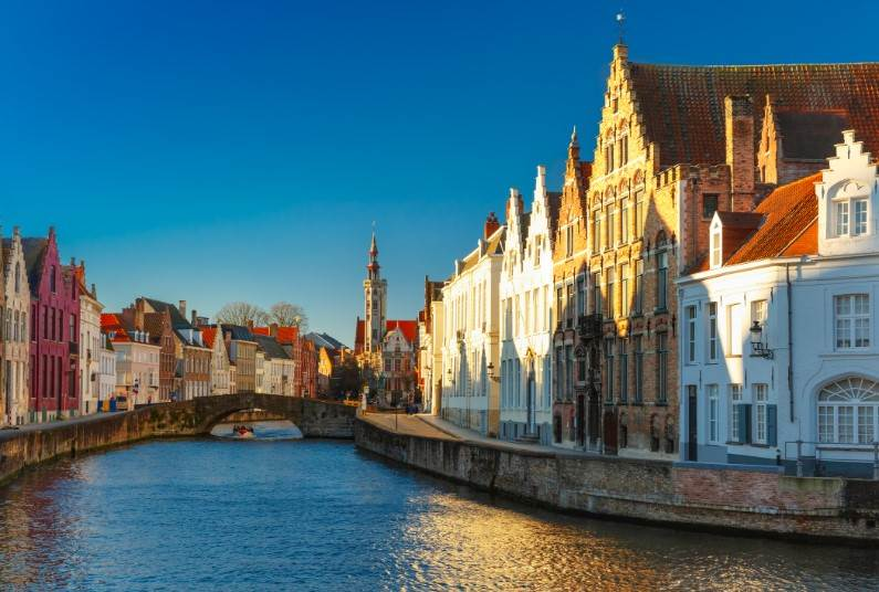 Celebrate In Bruges, Two Sightseeing Excursions Included