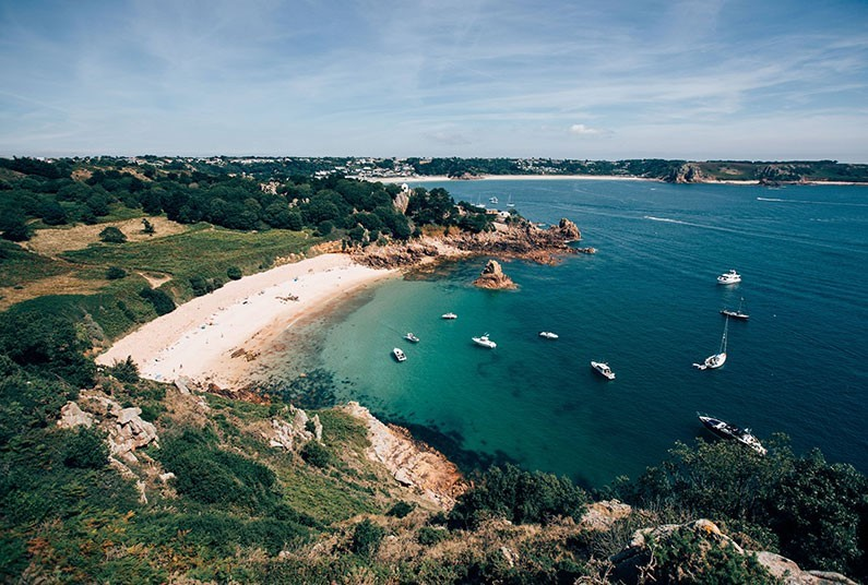 Soak up long summer days in Jersey