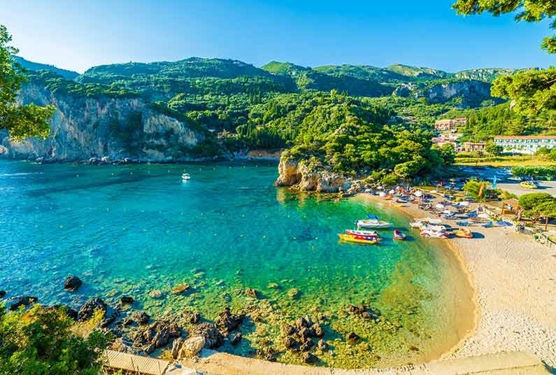 Sunny Corfu