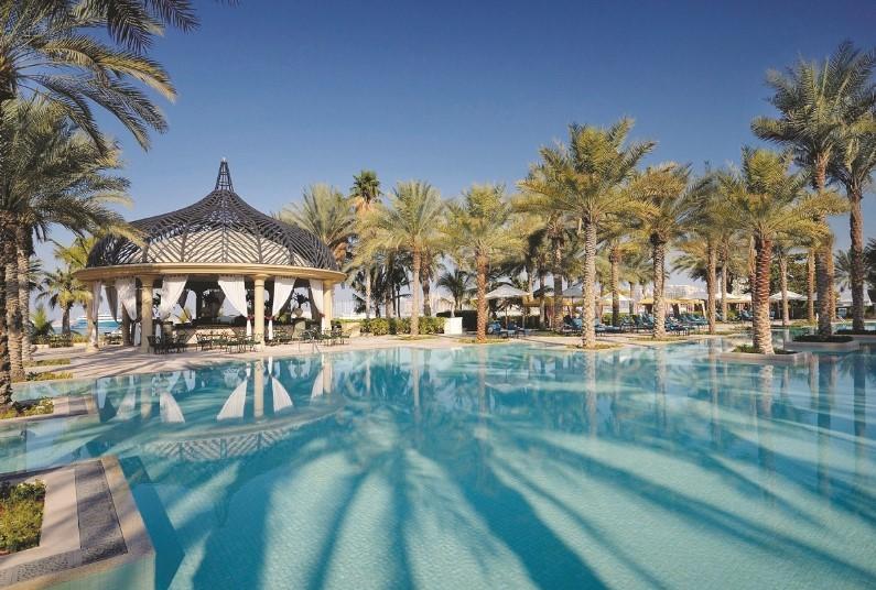 Luxury holiday to Dubai