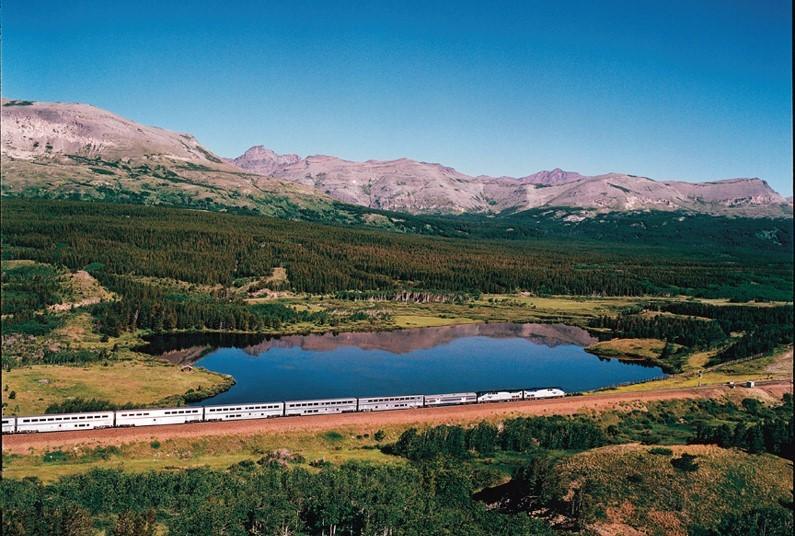 U.S. Rockies Rail Journey and Alaskan Cruise