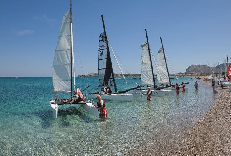 Activity inclusive holiday to Rhodes