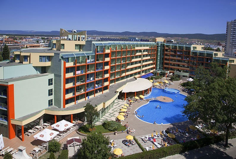 7 night sunshine holiday in Sunny Beach