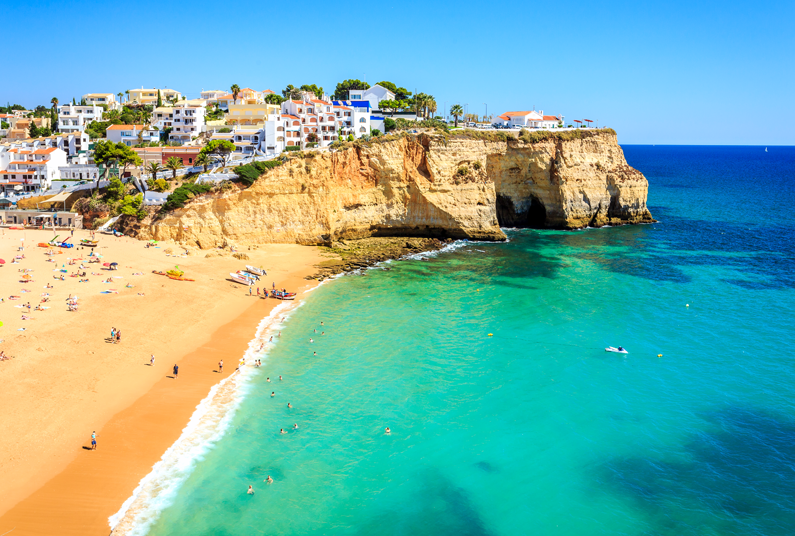 7 nights of sunshine in Portugal