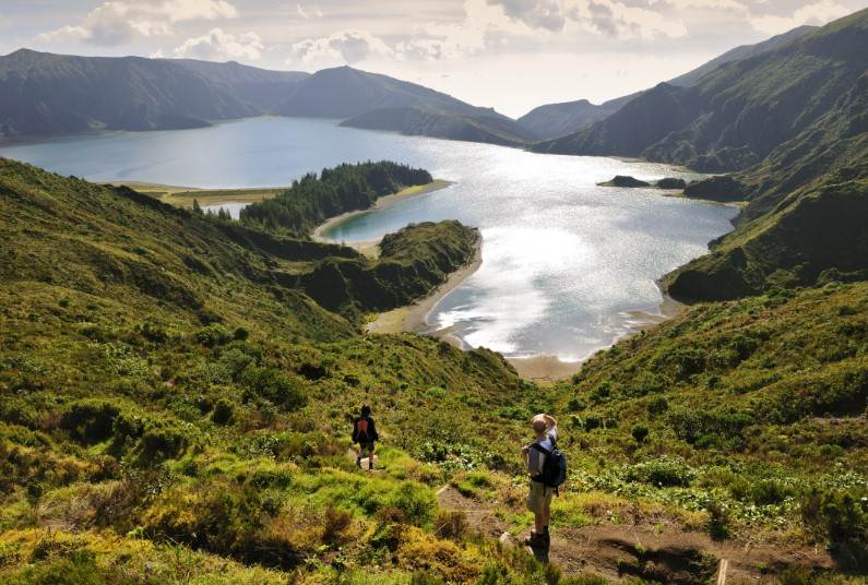 Save £50 per person on a holiday to the Azores