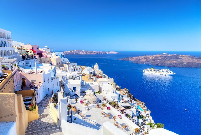 Greece Luxury Cruise