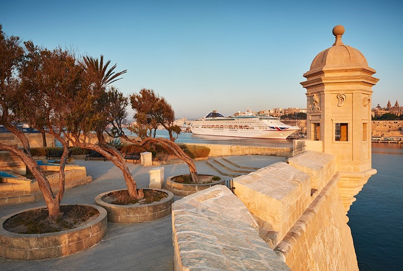 8-day cruise departing from Malta