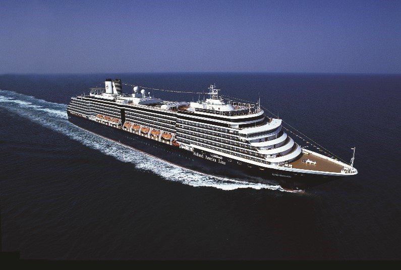 Luxury 5 star Med cruise