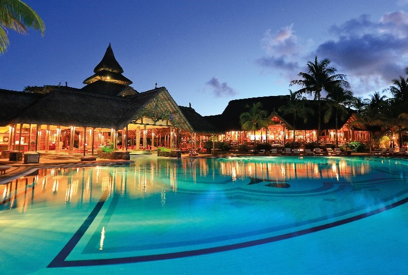 12 nights All Inclusive in Mauritius for Family of 4