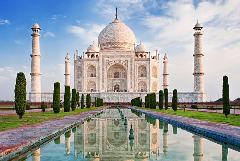 13 day rail tour of India's Golden Triangle