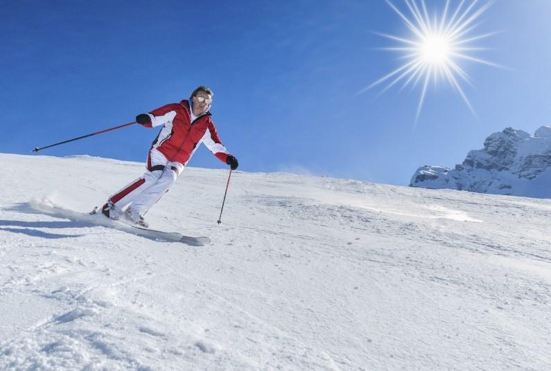 Centrally Located Ski Hotel, Half-Board