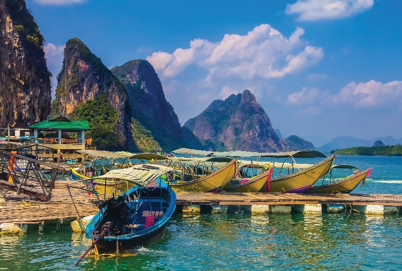 4 FREE nights on this amazing offer to Thailand