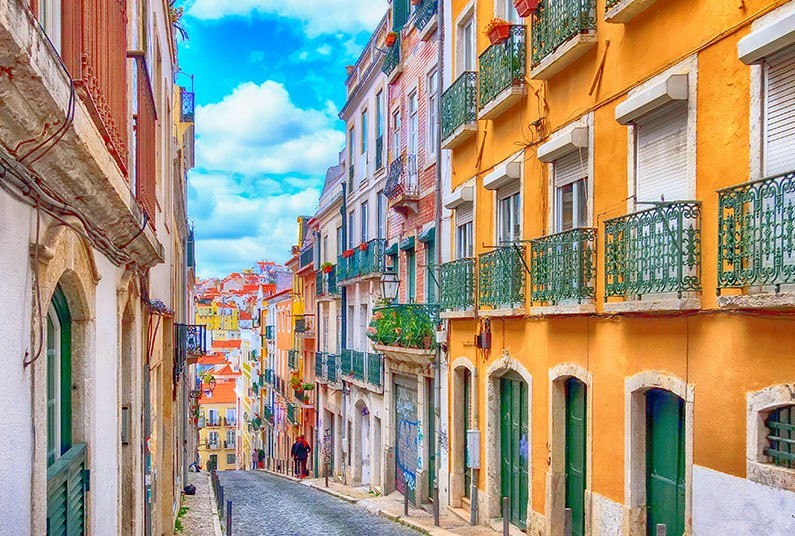 Cruise Along the Portuguese and Spanish Coast