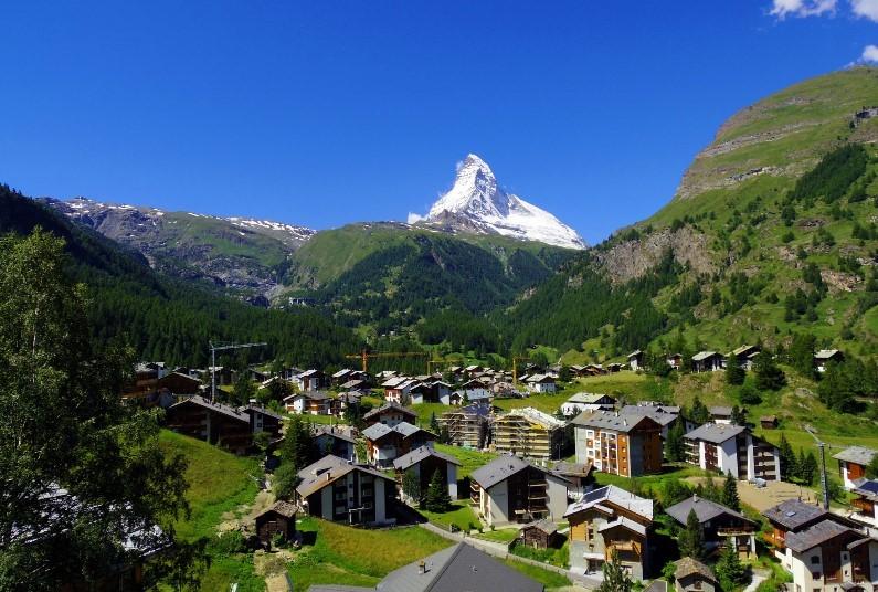 Zermatt, Early Booking Offer, Save £109 Per Couple