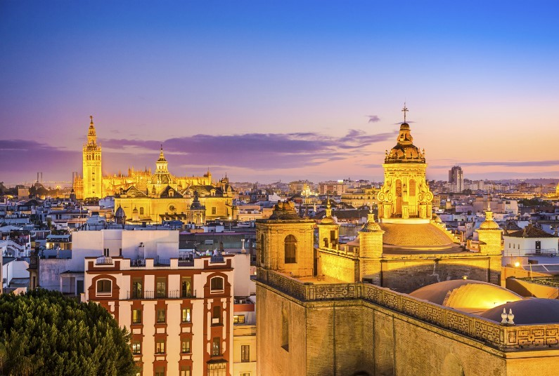 Visit New Season Film Sets In Seville, Cordoba & Andalusia