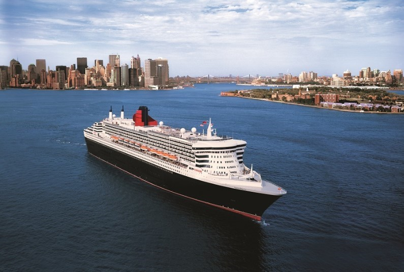 8 night transatlantic cruise experience