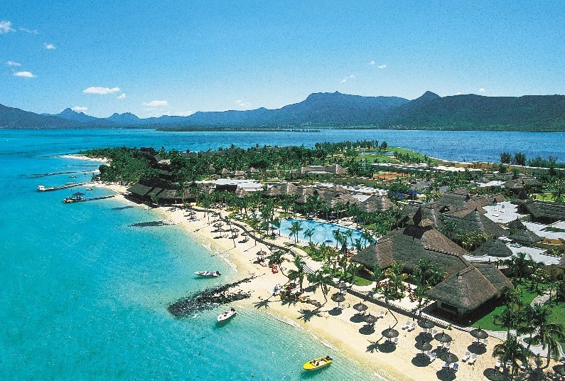 7 nights May Half Term family of 4 in Mauritius