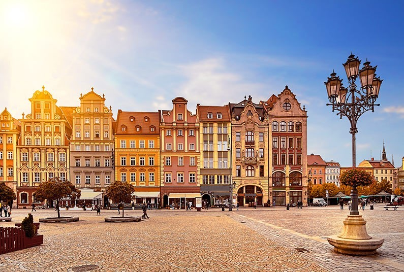 Explore the Sights of Krakow