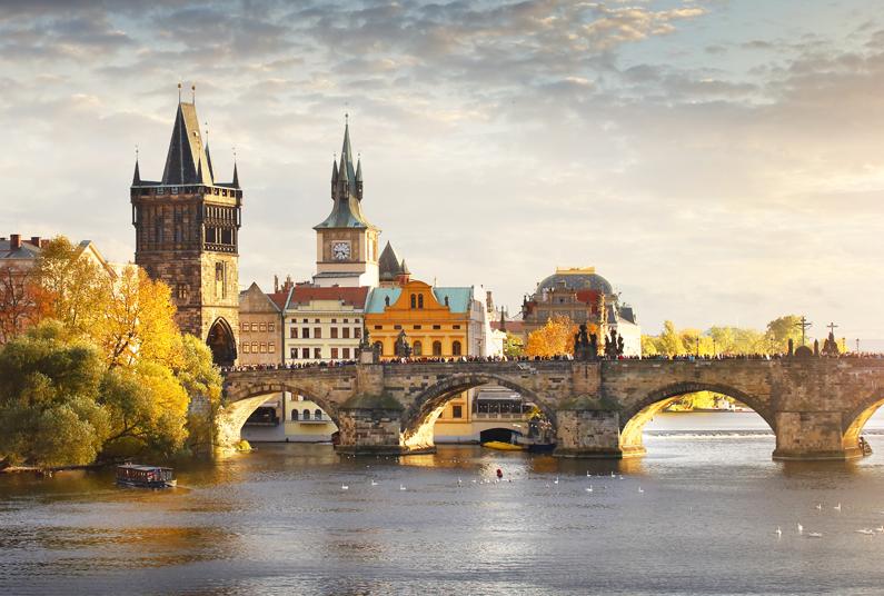 3 Nights Short-Break in Prague