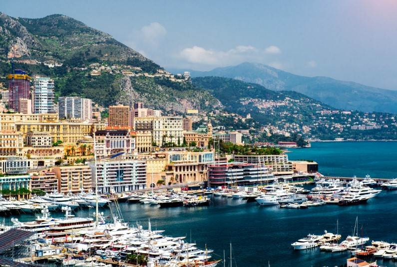 Take In The Incredible Monaco Grand Prix