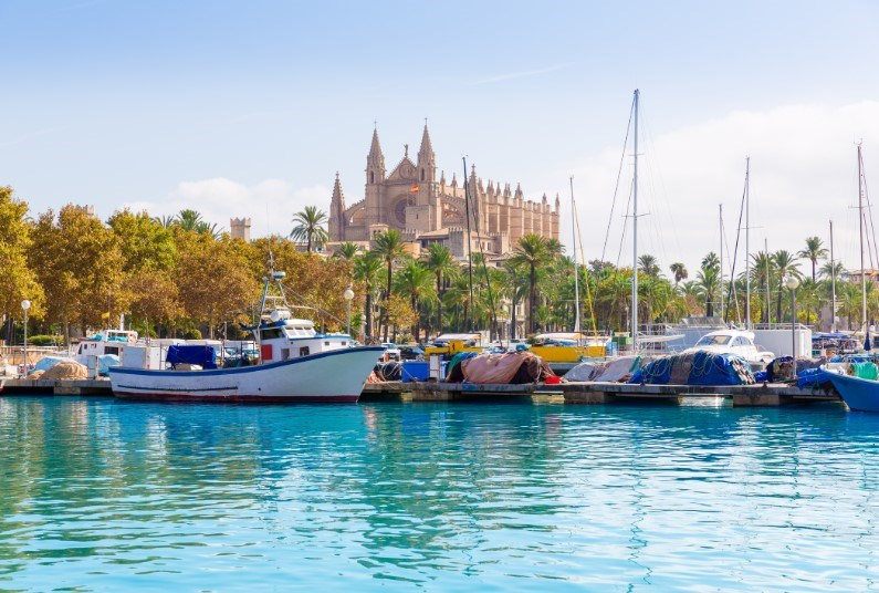 7 Night Fly Cruise, Balearics & Olbia